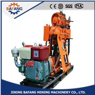 Engine Crawler Drilling machinery And Water Wells Drilling Rigs And Drilling Machine For Core Sample