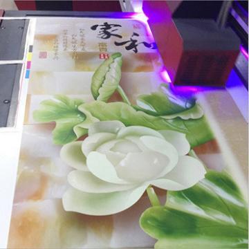High Quality Uv Printer Flatbed 3d Glass Printer Price