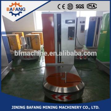 LP600F-L automatic airport luggage wrapping machine ( optional:electronic scale and TV screen )