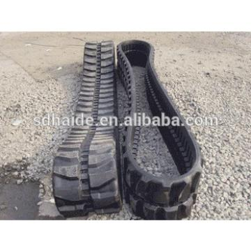 Kubota KX71-3 rubber track 300x53x80 or 300x52.5x80 rubber track