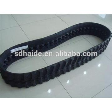 180x72x37 rubber track, rubber crawler track 180x72x34, rubber track undercarriage 180x72x36 for excavator