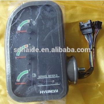 excavator monitor display for R305LC-7,R130CC-5,R210-3-5D,R220-5,R330-5