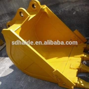 R80-7 excavator bucket,standard bucket,rock bucket for excavator R55-7 R60 R110-7 R150 R215 R225 R265 R275 R305