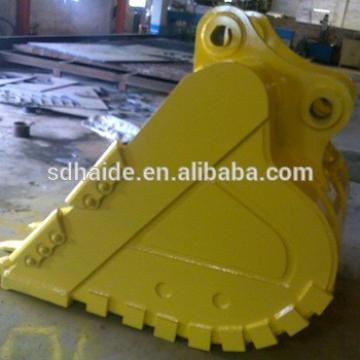 PC300-7 excavator bucket,standard bucket,rock bucket for excavator HB205-1 HB215LC-1 PC270-7 PC360-7 PC400-8 PC450-8