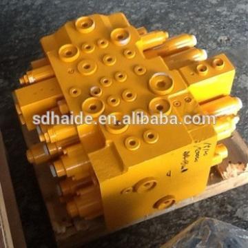 hydraulic control valve SK135SR-2,main valve assy for excavator kobelco SK135SR SK135SR-1E SK135SR-1ES SK135USR SK230 SK230-6