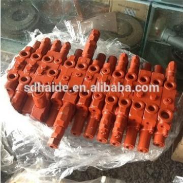 hydraulic control valve SK60,main valve assy kobelco SK60-1 SK60-2 SK60-3 SK60-5 SK60-6 SK60-7 SK60-C SK60-8 SK60SR SK60SR-1E