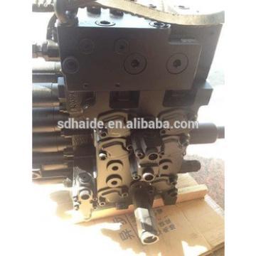 hydraulic control valve SK200-8,main valve SK200 SK200-2 SK200-3 SK200-5 SK200-6 SK200-6E SK200-6ES SK200-9 SK200SR SK200LC