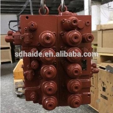 hydraulic control valve EC200, main valve assy for excavator volvo EC210 EC210B EC230 EC230B EC240 EC240B EC280 EC290 EC290B