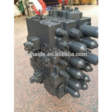 hydraulic control valve R300, main valve assy for excavator R305 R320 R360 R370 R450 R480 R500 R520 R800