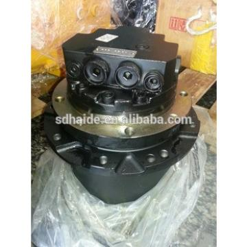 final drive 8018, hydraulic travel motor assy for excavator MICRO 8008 PLUS 801 801.4 801.5 801.6 8014 8015 8016 8017