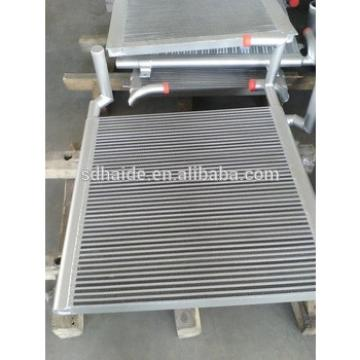 Kobelco SK120-3 hydraulic oil cooler and SK120 radiator for excavator