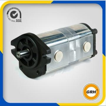 double hydraulic gear pump for Agriculture