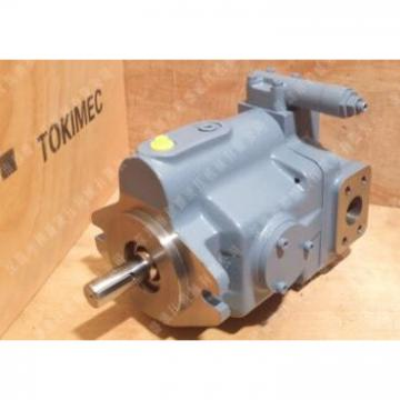 TOKIME variable displaceent piston pumps P21V-RS-10-CC-20-J