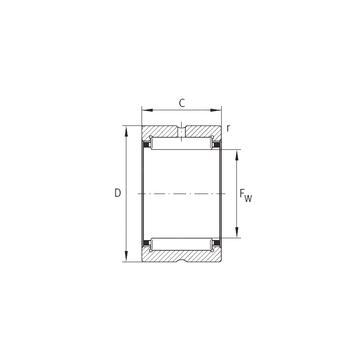 NK85/35-XL INA Needle Roller Bearings