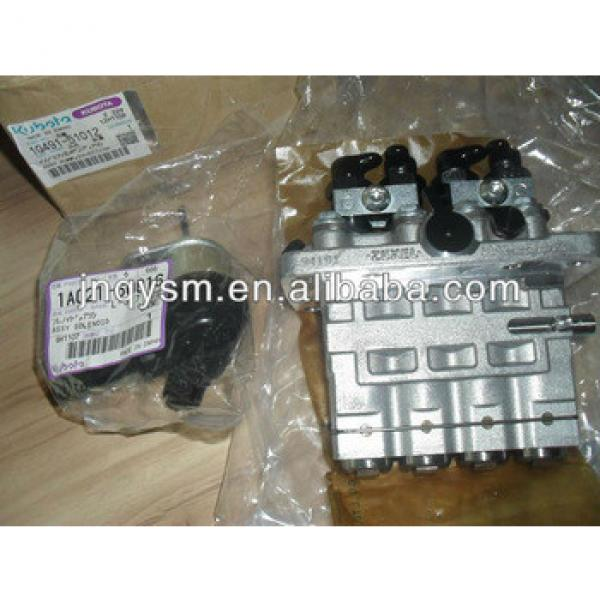 Good price solenoid and diesel oil pump of excavator parts #1 image